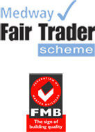Medway Fair Trader Builder in Chatham