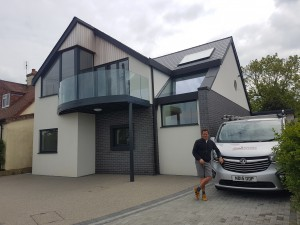 New build house in Maidstone