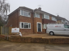 Extension in Rainham, Kent