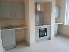 Kitchen Refurbished in Rochester